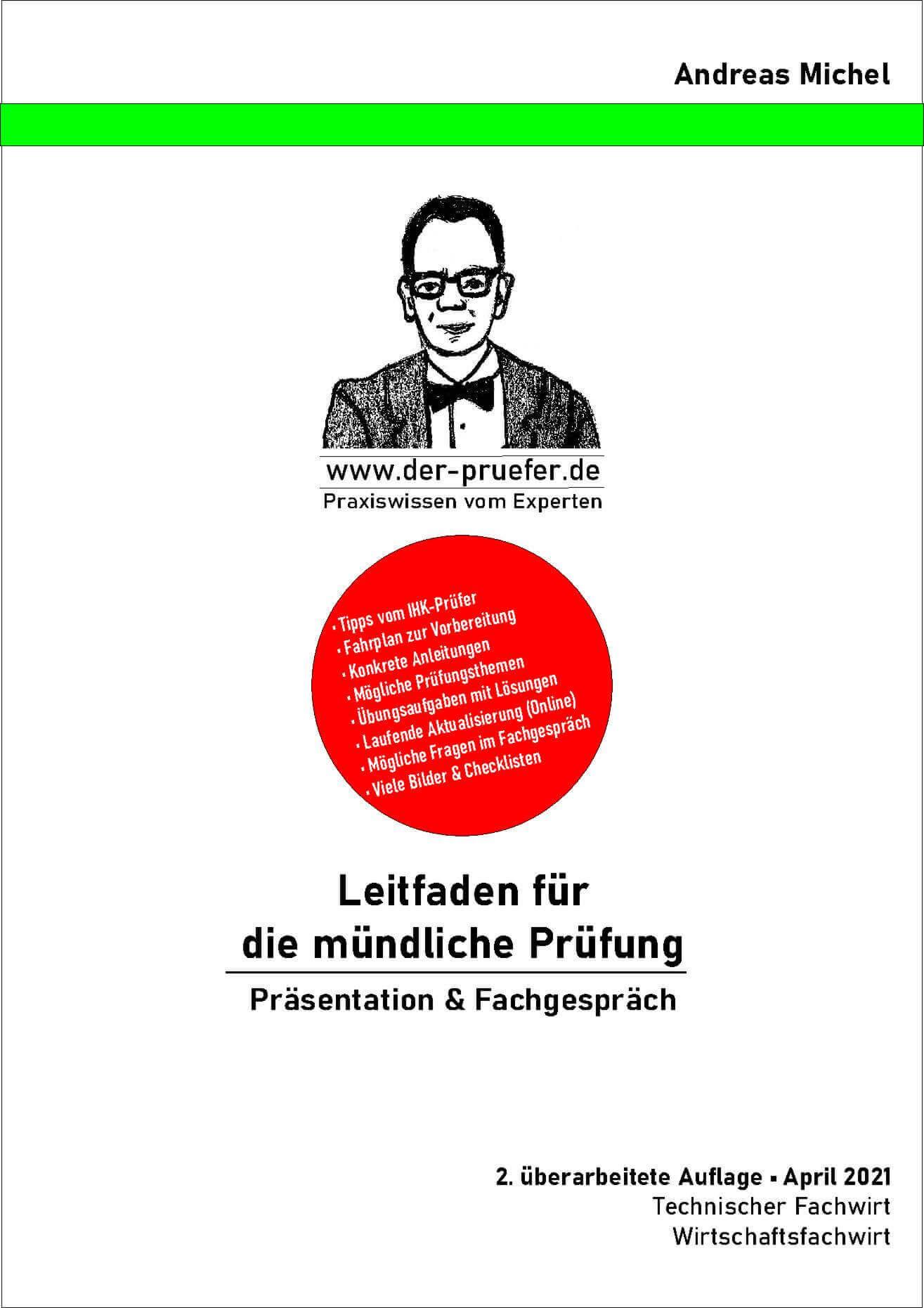 Buch Online-Inhalte mündliche Prüfung Präsentation Fachgespräch Wirtschaftsfachwirt