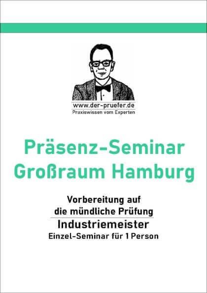 Seminar Online Präsentation Fachgespräch Mündliche Prüfung Industriemeister